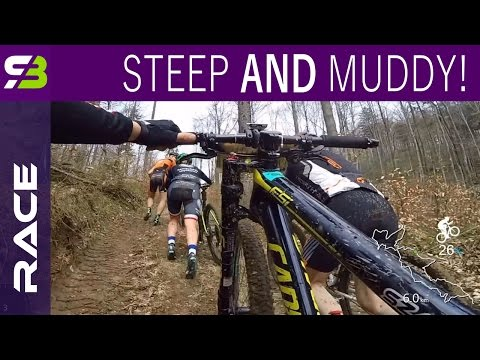 Steep climbs, technical and muddy descents. Full Race - MTB Marathon.