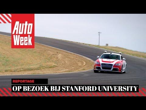 Zo onderzoekt Stanford University auto's van de toekomst - AutoWeek Reportage