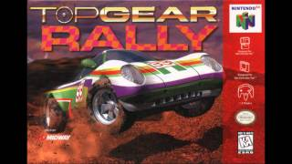 Top Gear Rally OST: Main Menu