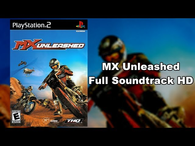 MX Unleashed - Full Soundtrack HD