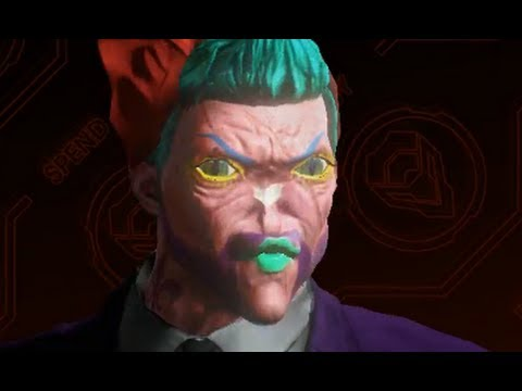 President Senpai - Saints Row IV Character Creation Stream