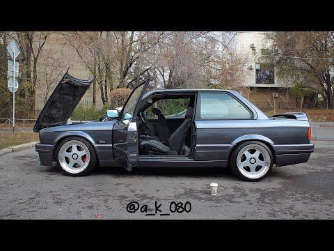 Обзор BMW E30 на S54B32 | Ломающая стереотипы