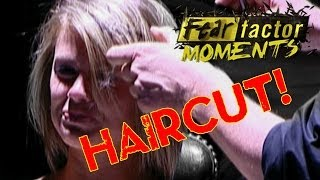 Fear Factor Moments | Barbershop