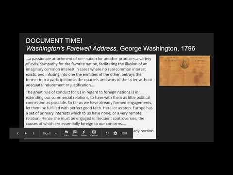 U.S.  History Regents Review Unit 2 Pt.  1