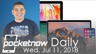 Full Apple product revamp event, Galaxy Note 9 date & more - Pocketnow Daily