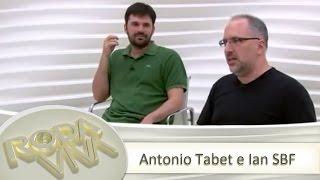 Antonio Tabet e Ian SBF - 29/04/2013