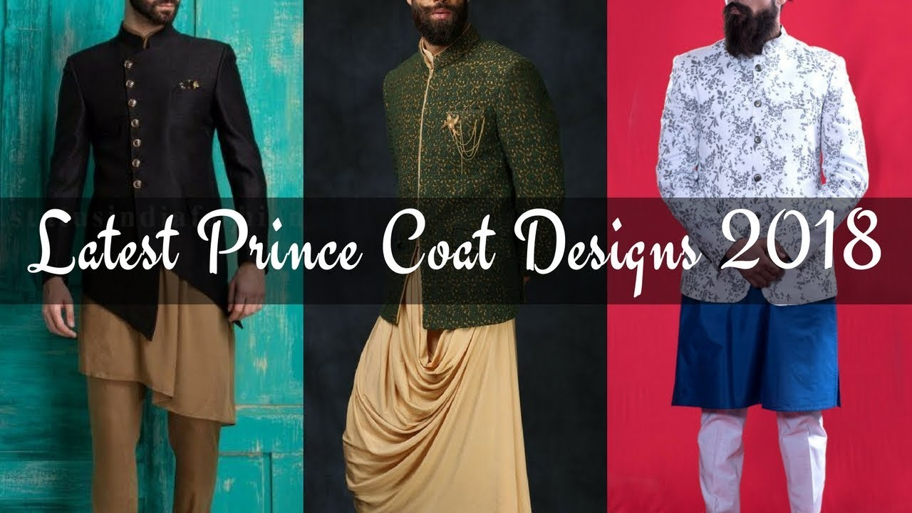 Latest Prince Coat Design In Pakistan Wedding Coat Styles Youtube