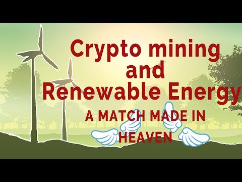 Renewable Energy - Cryptocurrency Mining sees multiple times ROI compared to Feed In Tariff