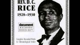 Rev. D.C. Rice - He