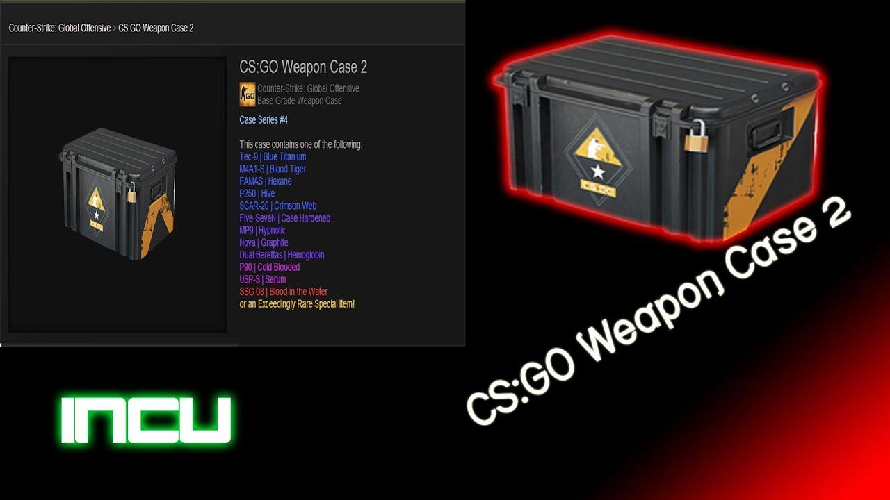 Cs Go Case Inhalt