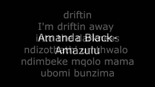 Amanda Black - Amazulu Lyrics