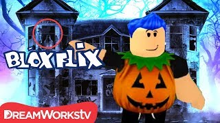Survive a HAUNTED MANSION in ROBLOX Escape The Zombie Asylum Obby ft Gamer Chad Alan | BLOXFLIX