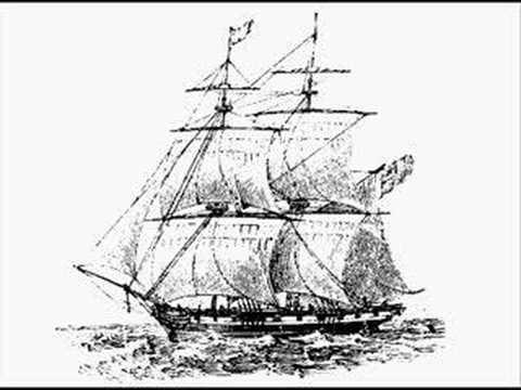 Balladen om briggen Blue Bird av Hull