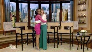 Robin Givens Loves Kelly's Family