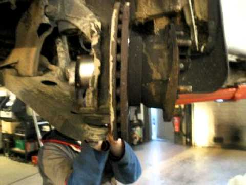 Ford Transit Front Hub Wheel Bearing Removal Youtube