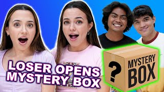 Guess the Gibberish Challenge - Loser Opens MYSTERY BOX! - Merrell Twins, Guava Juice, Alex Wassabi