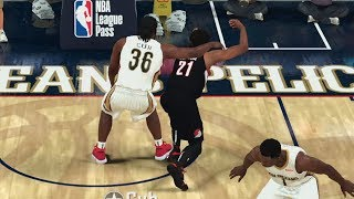 NBA 2K20 My Career EP 130 - Another Flagrant Foul Moses!