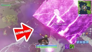The cube CAME in HIS LAST stage *!!! -FORTNITE