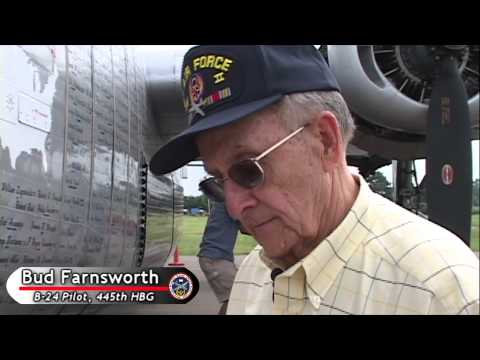 The Story of Bud Farnsworth, B-24 Pilot in World War II