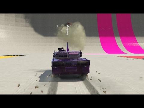 IK BEN EEN TANK, PAS OP! (GTA V Online Vehicle Vendetta)