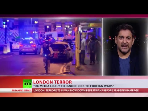 RT's coverage on the latest on the London Bridge attack (STREAMED LIVE)