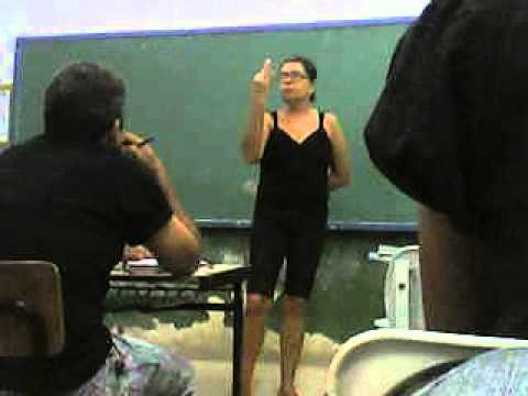 PROFESSORA DA BOCA PODE Travel Video