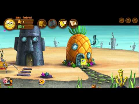 Игра Спанч Боб большое приключение (SpongeBob BiG Adventures)