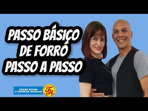 APRENDA A DANÇAR FORRÓ BÁSICO VOL 01 COM FRANZ ROCHAE PATRICIA AGUILAR !!!