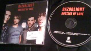 Razorlight Hostage Of Love Promo CD(HQ MP3+DOWNLOAD LINK)