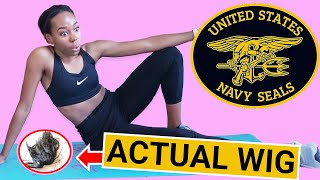 I TRIED the US Navy Seals Fitness Test