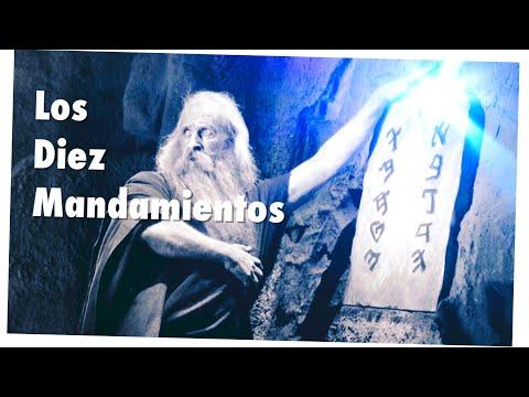 Los Diez Mandamientos 1923 - Película COMPLETA subs español