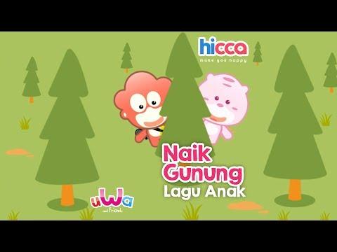 Lagu Anak Indonesia - Naik Ke Puncak Gunung