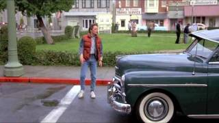 Back to the Future - The Power of Love Music Video [Extended Version]