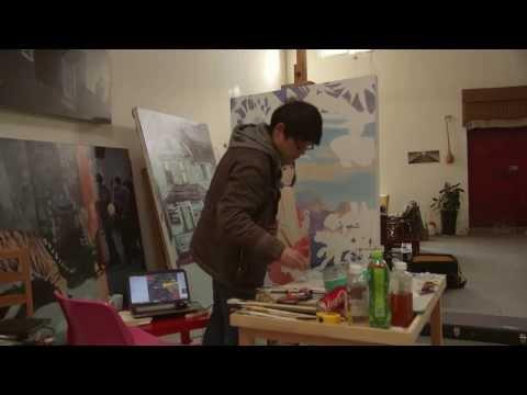 Beijing Artist: Wang Rui