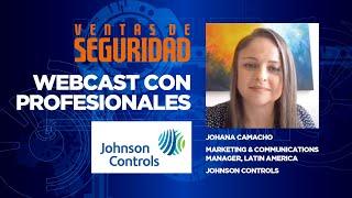 Entrevista con Johana Camacho de Johnson Controls / OpenBlue Summit