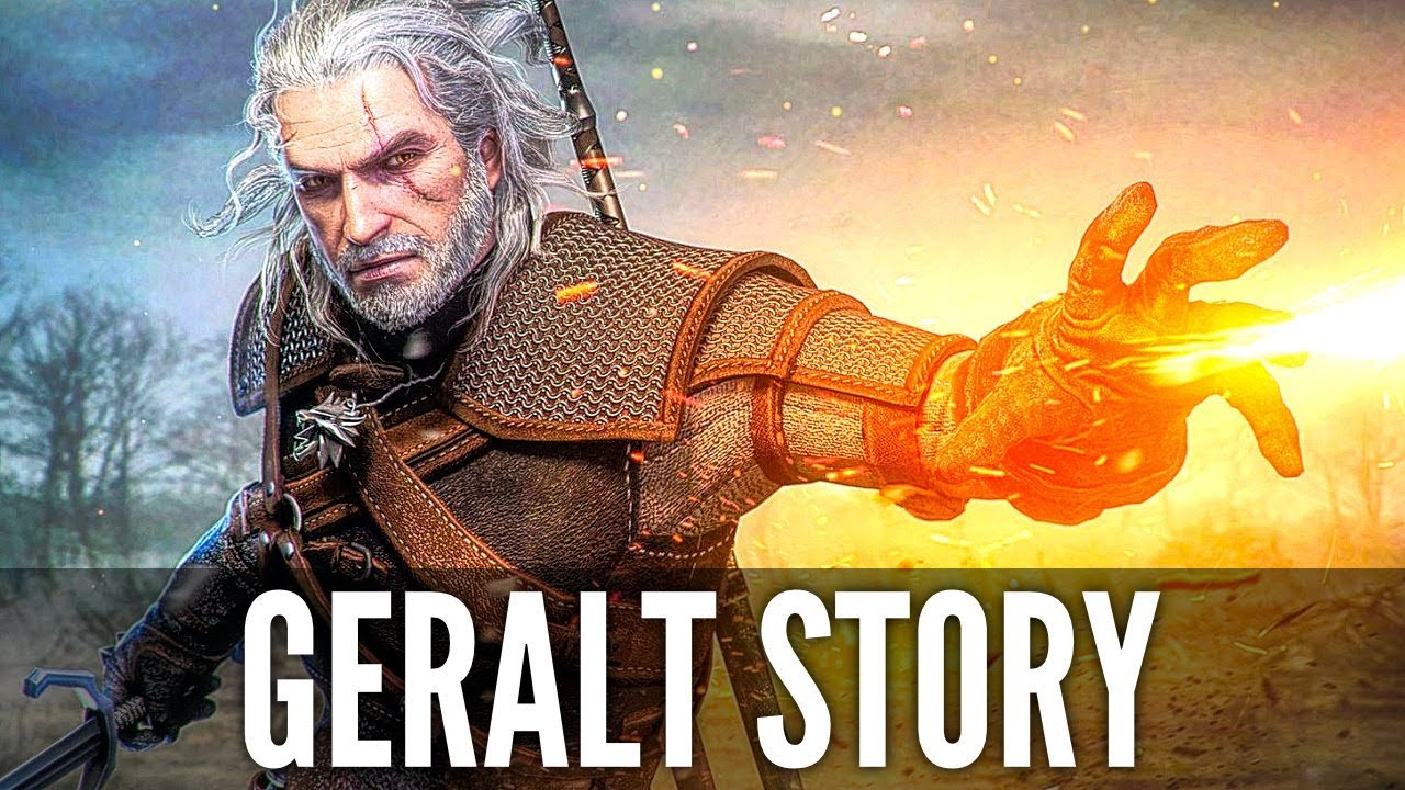 SOUL CALIBUR 6 Geralt Story Mode Gameplay FULL Walkthrough [1080p HD PS4] - No Commentary