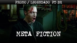 "Supernatural 9.18 Promo Estendida ""Meta Fiction"" - Legendado PT-BR"