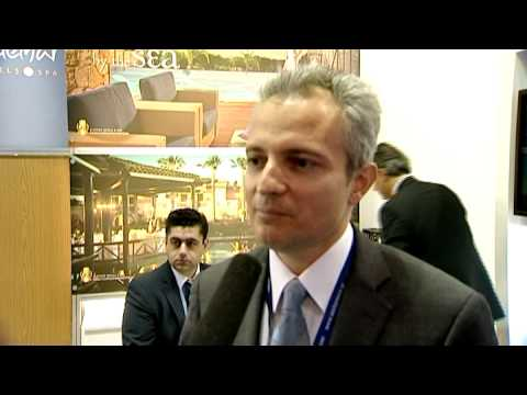 Vassilis Fragoulakis, Commercial Director, Aldemar - Hotels & Spa @ ITB 2010