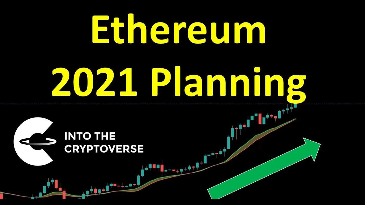 Ethereum: 2021 Planning