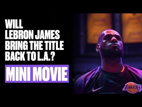 LeBron James' Quest For Championship #4   Mini Movie
