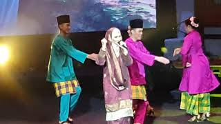 Siti Nordiana - Laksamana Raja Di Laut (live) - Konsert 3 Budaya (RTM)