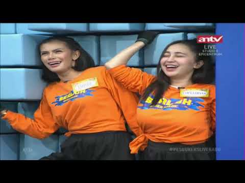 Cupi Cupita Bersitegang Dengan Lia Callia! | Pesbukers | ANTV Eps 153 27 November 2019 Part 2