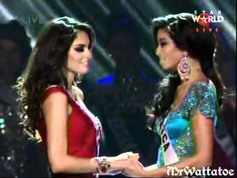 miss universe 2010 winnercrowning miss mexico jimena