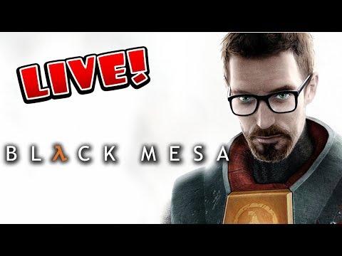 Halloween Special - Black Mesa Livestream - THE END?