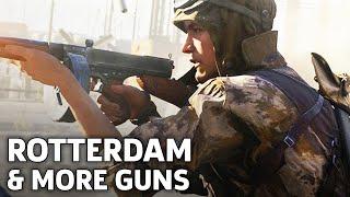 Battlefield V - Rotterdam Beta Map Gameplay