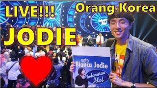 LIVE!!! INDONESIAN IDOL 2018 JODIE - IN THE NAME OF LOVE (Martin Garrix & Bebe Rexha)