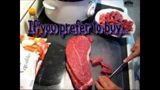 Easy Beef Stew Slow Cooker Crock Pot Recipe