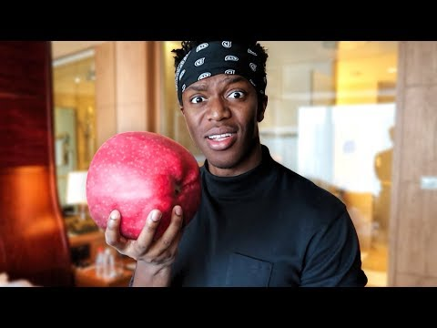 Download Youtube: Eating World's Biggest Apple!