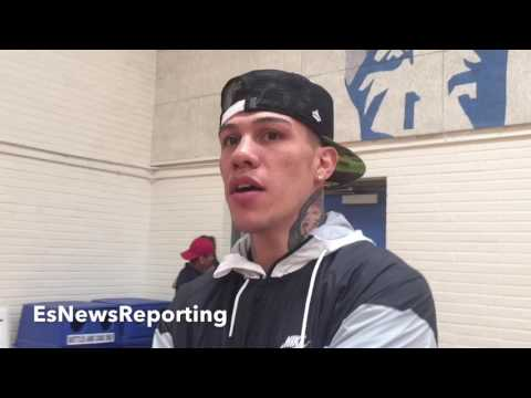 GABE ROSADO PREACHES THE TRUTH ON DANNY GARCIA; EXPLAINS WHY HE LIKES GARCIA VS MAYWEATHER?
