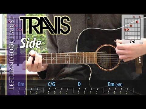 Travis - Side guitar lesson
